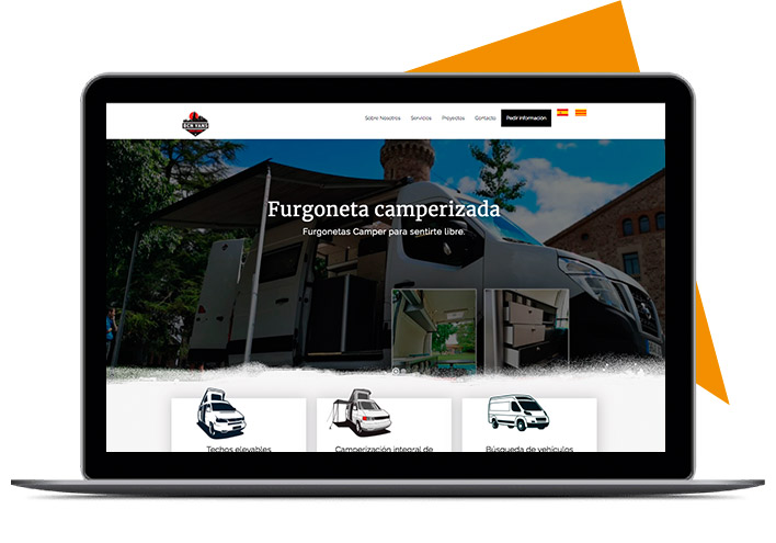 bcnvans diseño web con el constructor niviweb