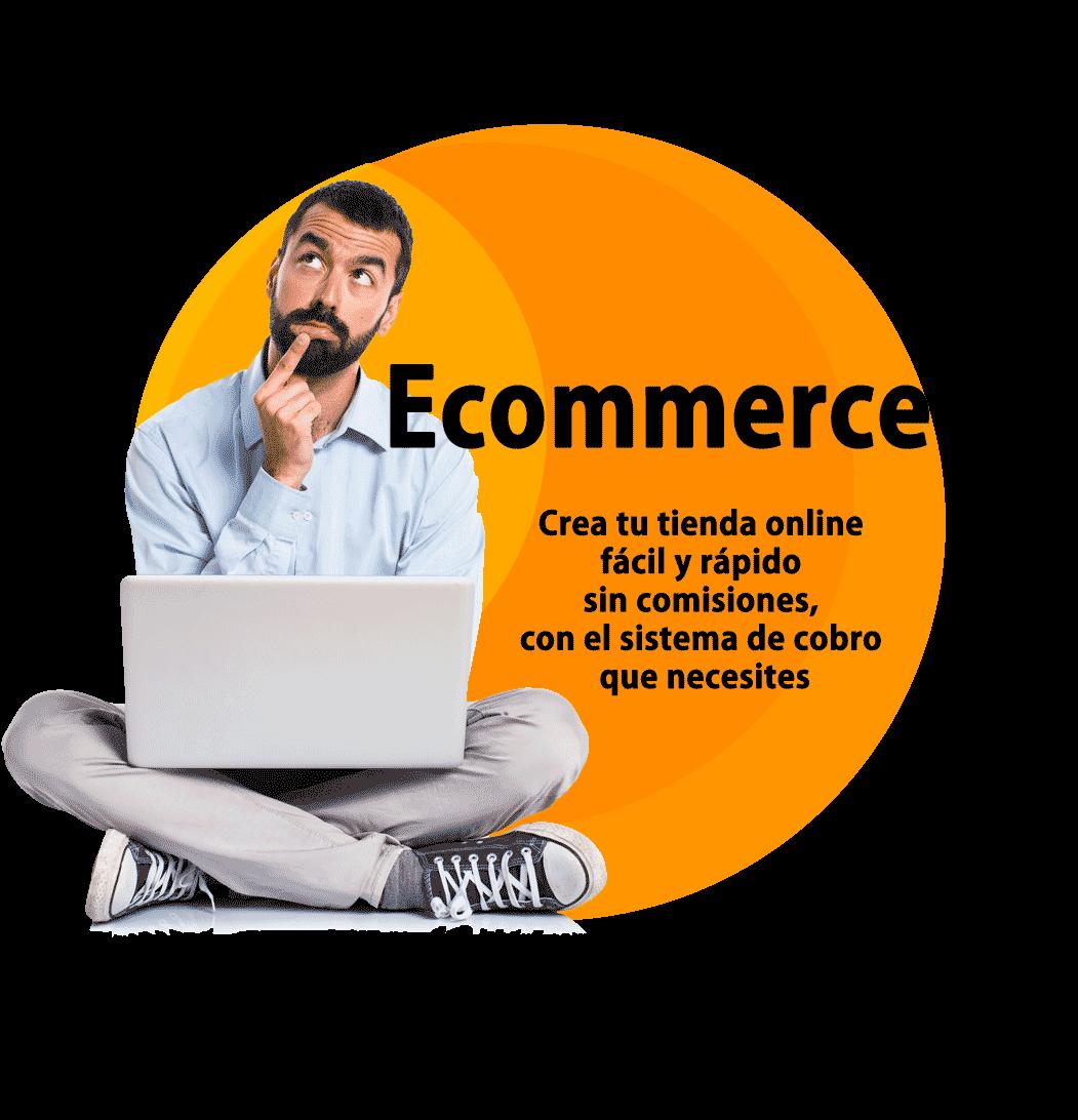 Crear tienda on line con drag and drop Niviweb CMS